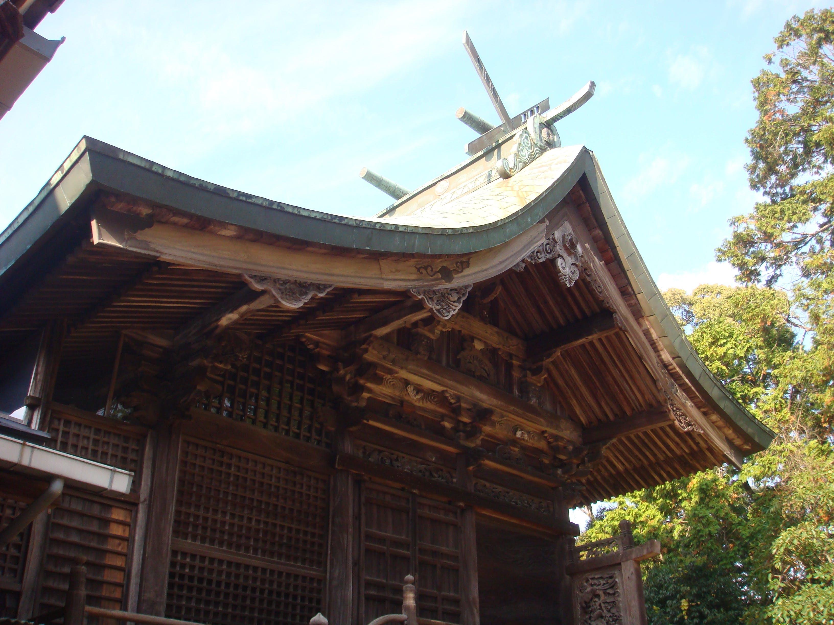 榊山神社を広島県の重要文化財に、そして1000年先に繋ぎたい ...
