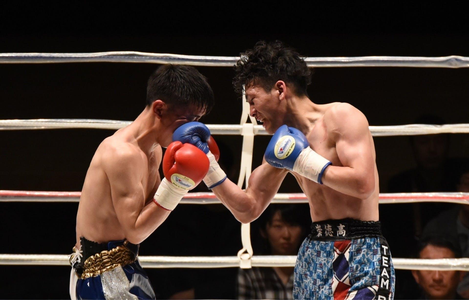 モバイル ボクシング