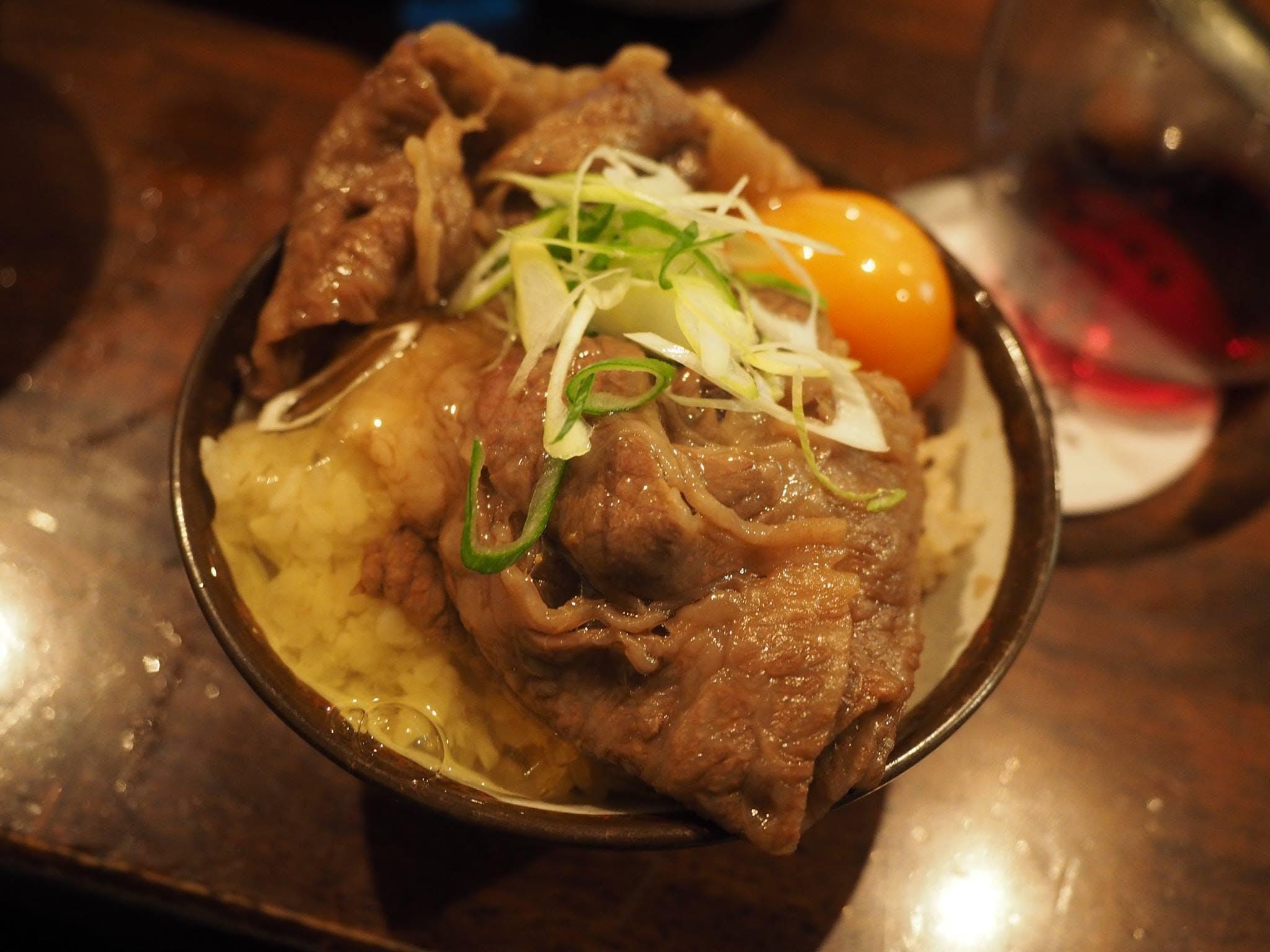 松茸すき焼きの会、松茸ご飯に飛騨牛すき焼きてんこ盛り