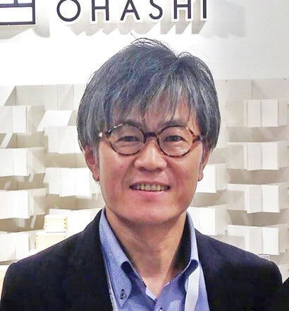 有限会社 大橋量器 代表取締役 大橋博行