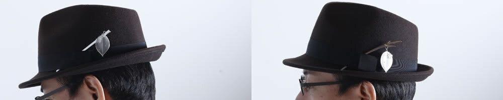 左:『[cocur] SAKURA(コクール・桜)』 かんざし:しずか 右:『[cocur] SAKURA(コクール・桜)』 かんざし:そっと