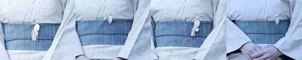 左2枚:『[cocur] SAKURA(コクール・桜)』 かんざし:しずか 右2枚:『[cocur] SAKURA(コクール・桜)』 かんざし:そっと