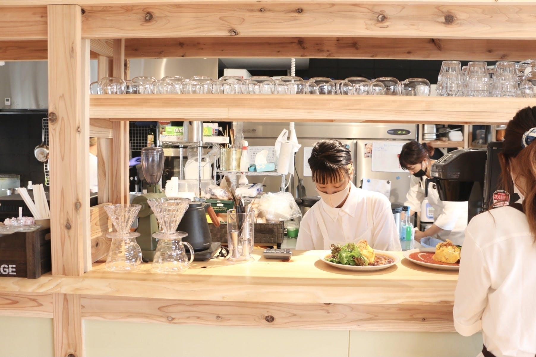 キッチン ヒトトゴハン厨房