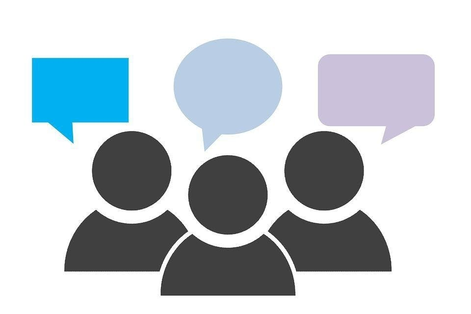 Feedback, Group, Communication, Opinion, Review