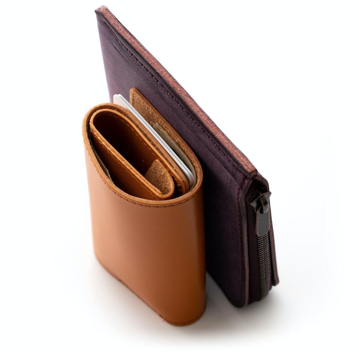 小さい財布との比較