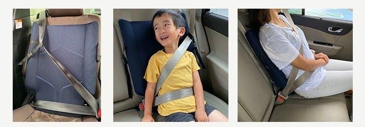 画像:モトリアを使用している子供とお母さん