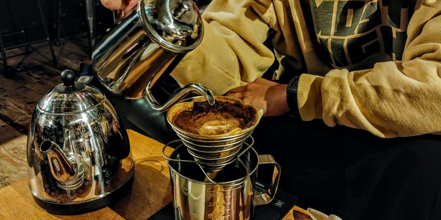 コーヒー 宮下裕任