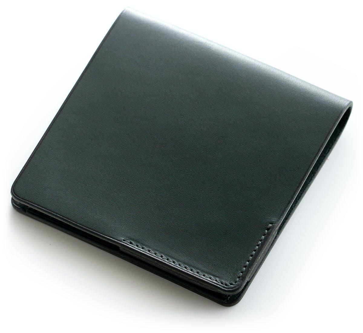 小さな【薄い財布】HITOE Fold Agave