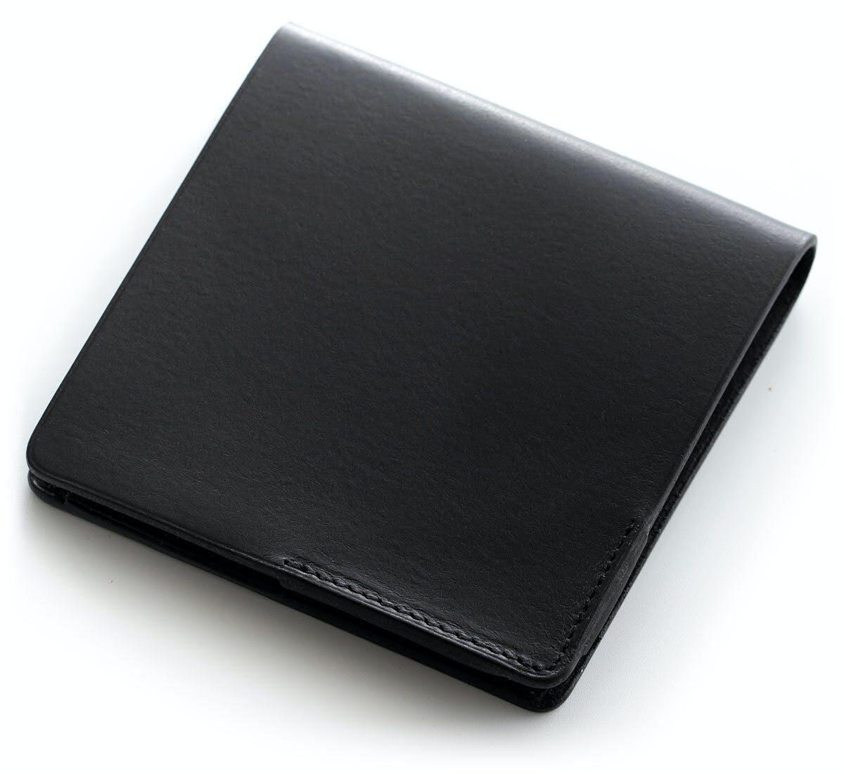 小さな【薄い財布】HITOE Fold Nero