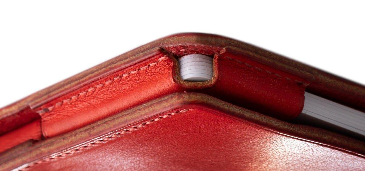 小さな【薄い財布】HITOE Fold フラップ2