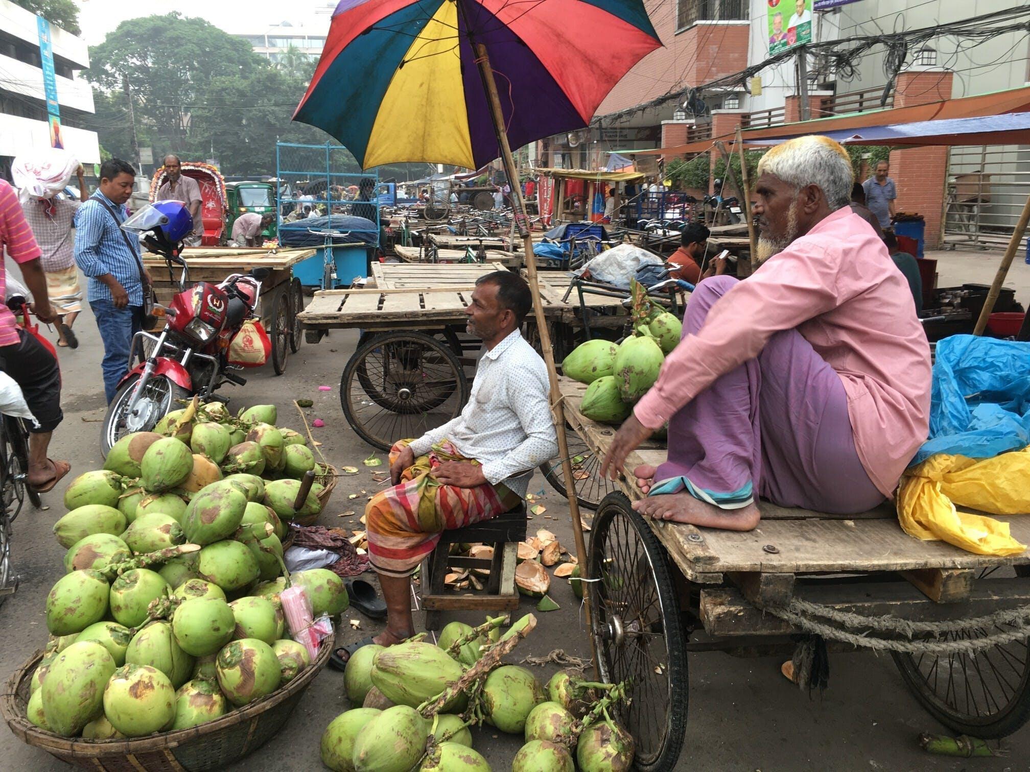 バングラデシュでの生活は本当に大変でした、、、