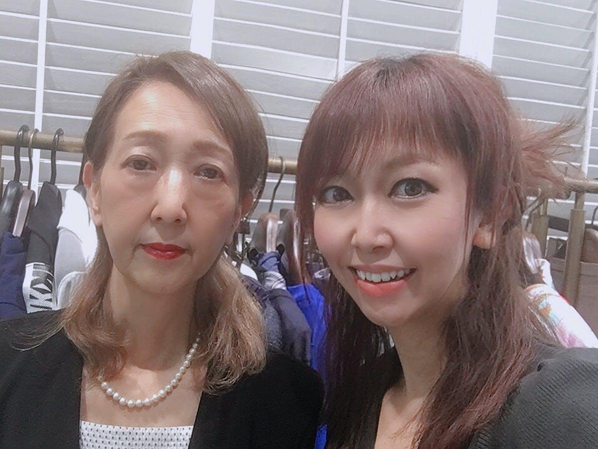 東京・青山のセレクトショップ「たち花」のオーナー母娘