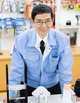 旭電機化成株式会社 専務取締役 原 守男