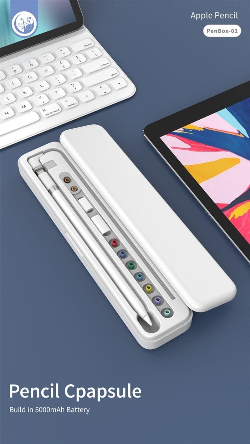 アップル ペンシル 充電 Apple Pencilの充電方法やバッテリー残量の確認方法