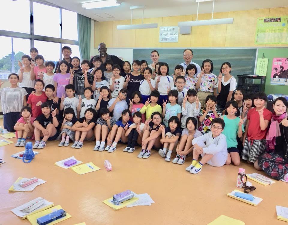 五百川小学校