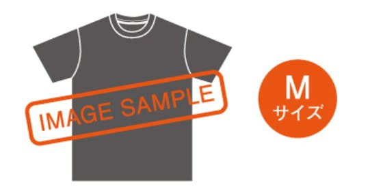Medium 18どんぱくret02tシャツm