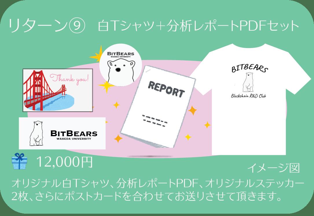 Bitbears クラファン リターン9