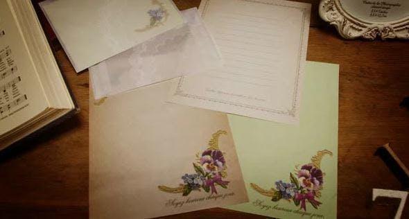 手紙 リターン 画像4