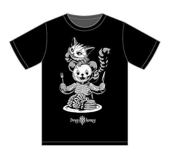 リターン01 パンケーキtシャツ