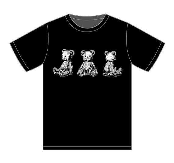 リターン03 回転テディ tシャツ