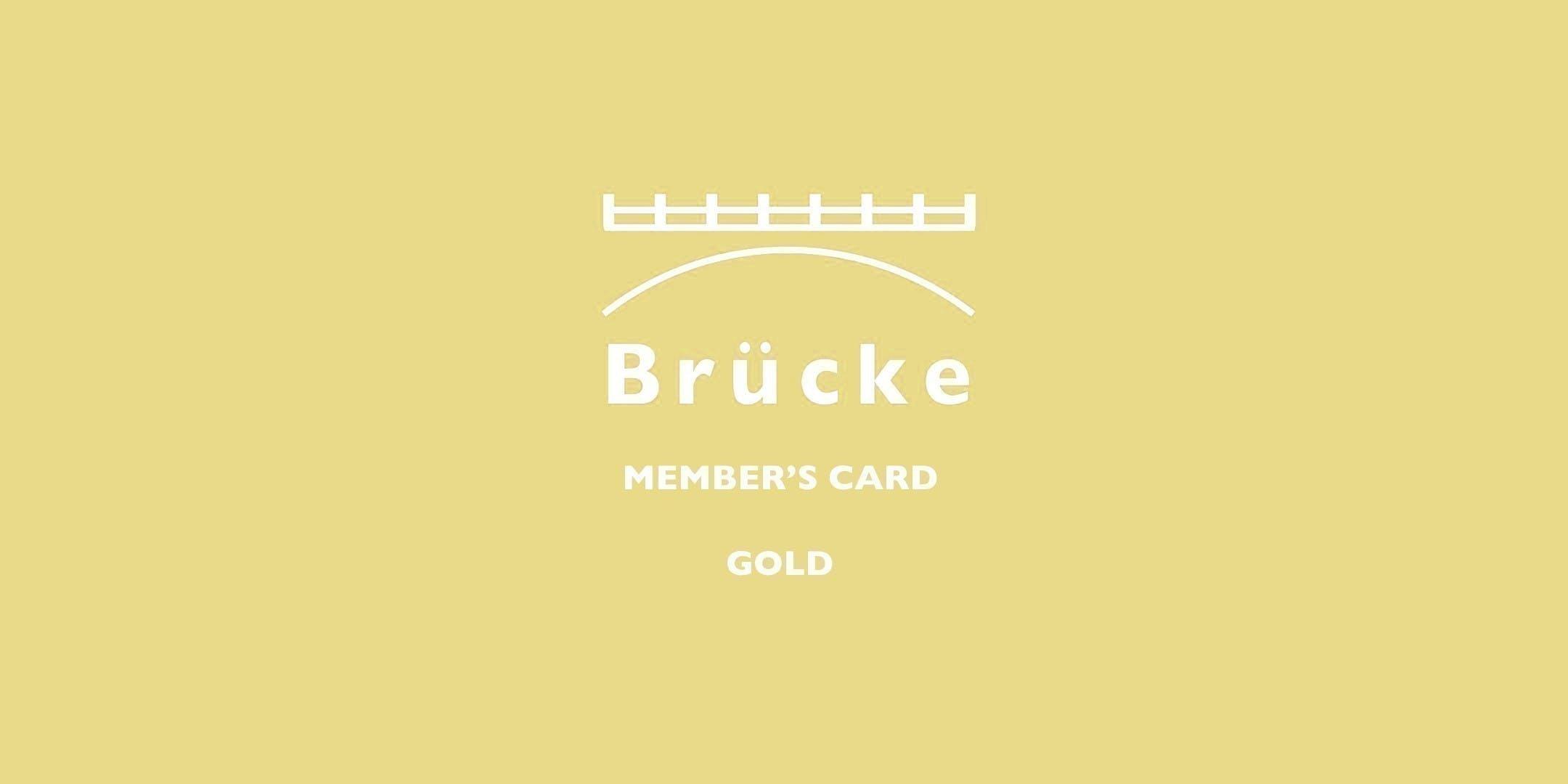 金の会員カード