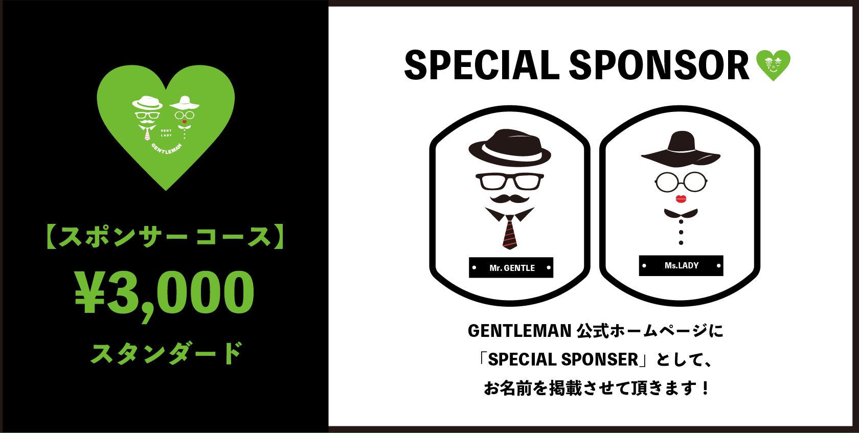 スポンサー3000