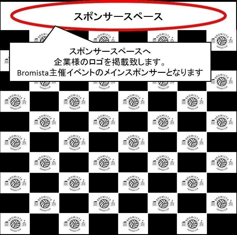 スポンサーボード5万円