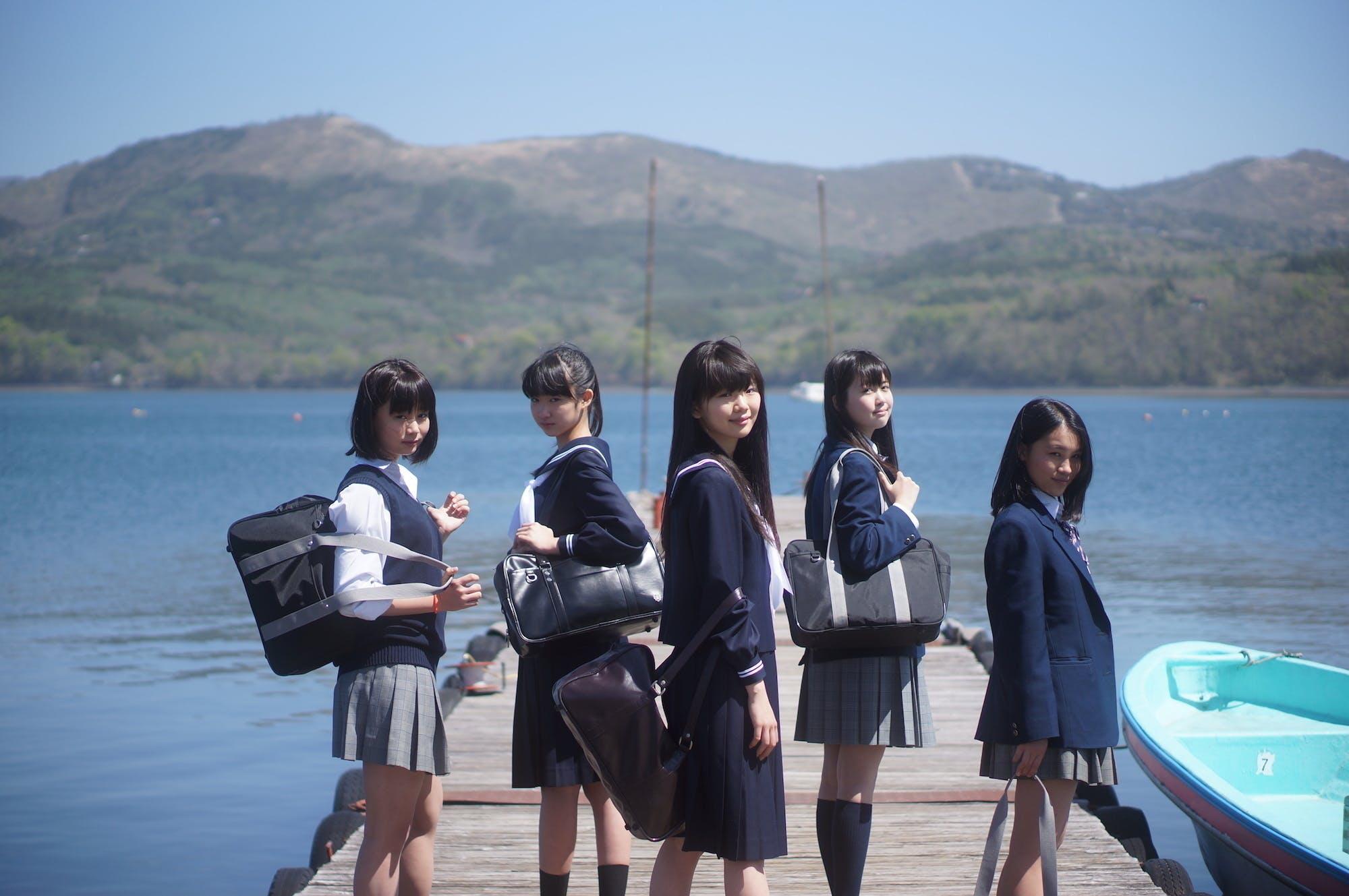 若手女優5人が挑む!ドキュメン...