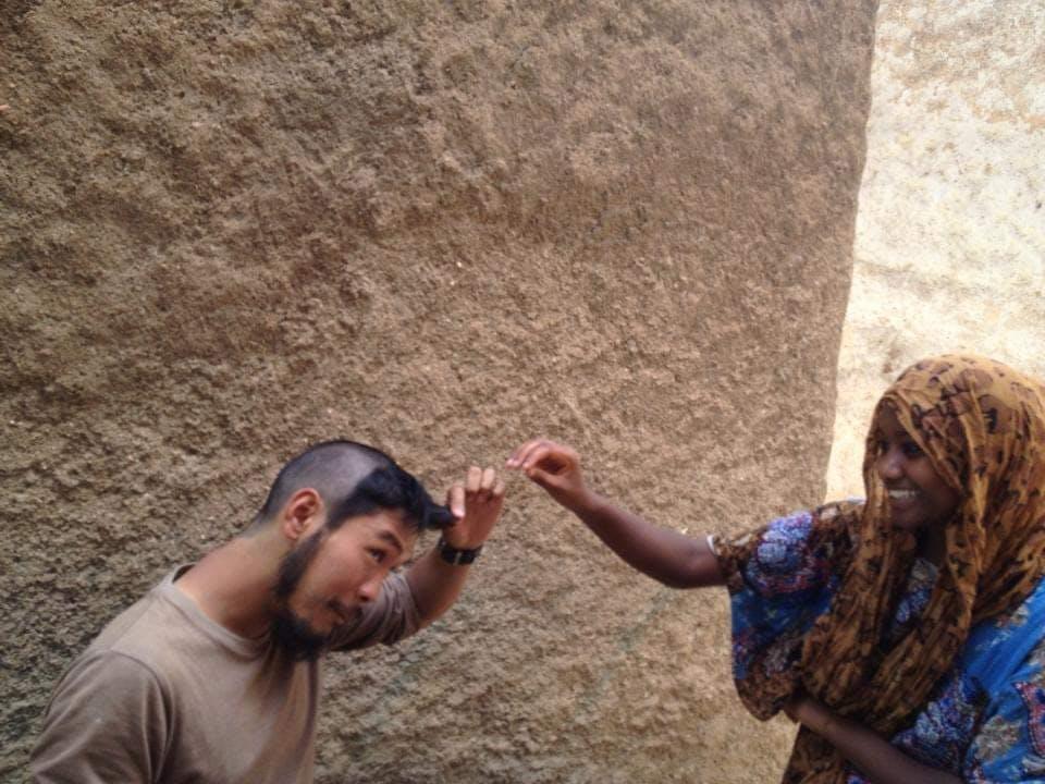 エチオピアへ支援を届けたい