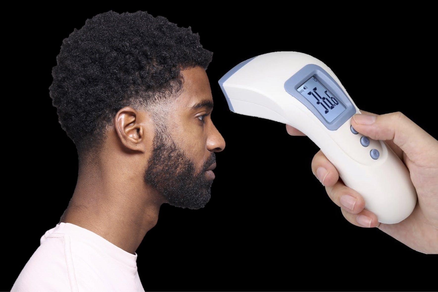 非 接触 型 体温計