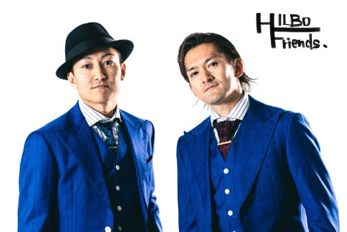 HILBO Friends -ヒルボフレンズ-