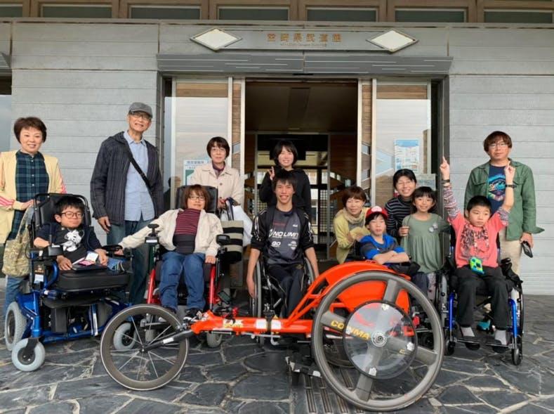 車椅子 あなたの番です
