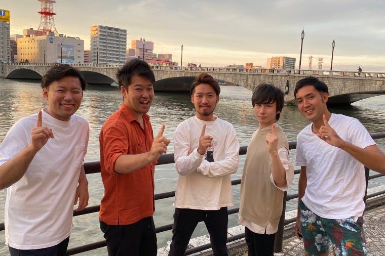 新潟駅前楽天地に20代、30代がつながれるBAR&コミュニティスペースを作る