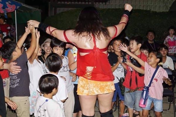 声が届く無観客試合への挑戦~ZOOMで女子プロレスと占いのコラボイベント~