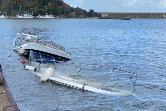 遊漁船BLISS復活に御協力を!もう一度釣りを通して至福の時間を作りたい!