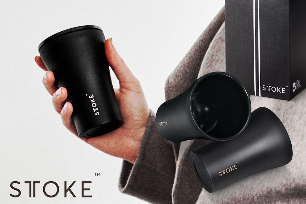 【新カラー】漆黒と超越。美しさとエコを両立した真空断熱タンブラー:STTOKE