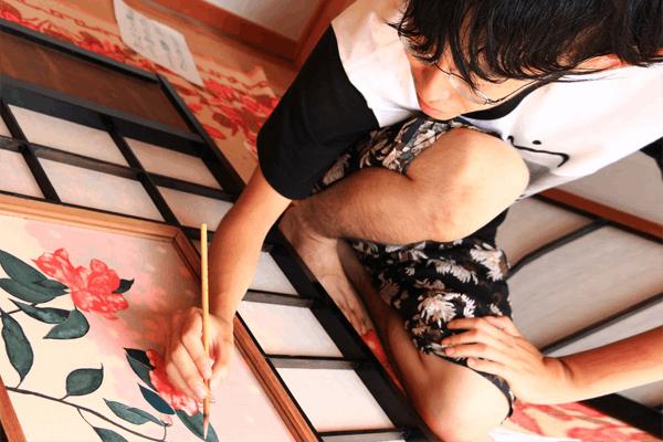 アートに燃え尽きる!学生達が河和田のまちを面白く!河和田アートキャンプ14年目