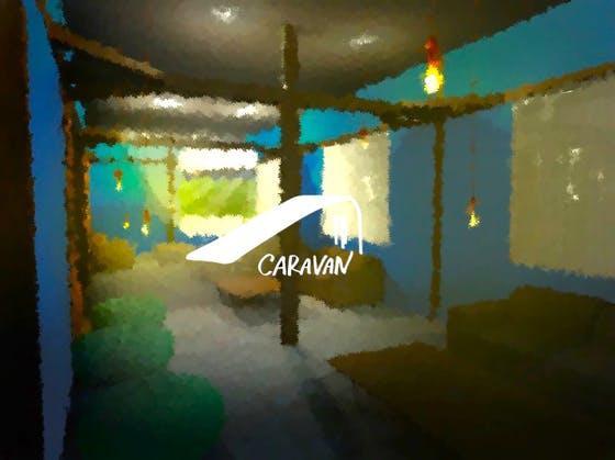 【伊豆大島で子どもたちの部室とゲストハウスの複合施設「CARAVAN」を創る】
