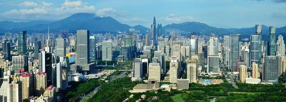 人類史上最速で成長する都市、深セン(しんせん)を体感したい。