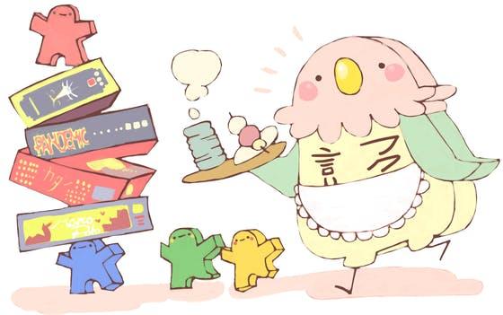 東京・品川に居心地が良くて何時間でも遊べるボードゲーム喫茶「天岩庵」を作りたい