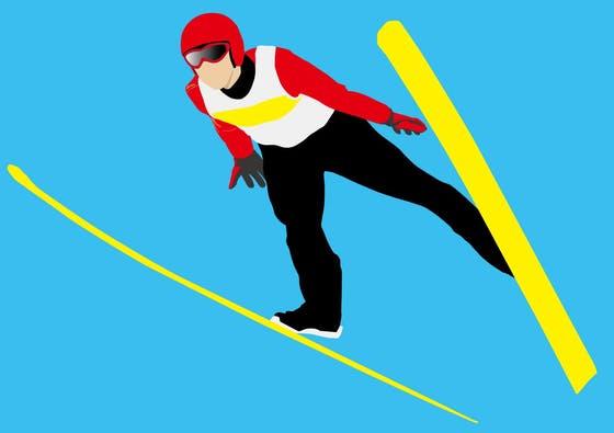 全くスキー経験のないお笑い芸人...