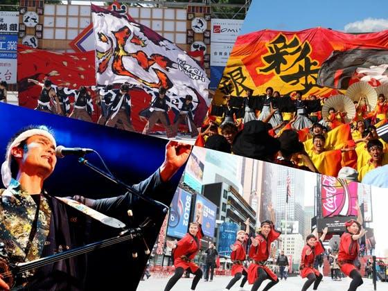 京都最大の日本酒イベント「SakeSpring」で郷土芸能の素晴らしさを伝えたい