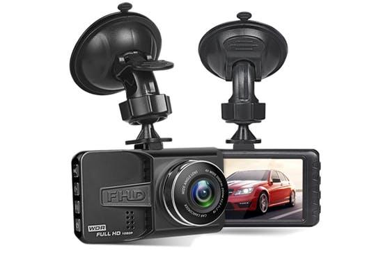 ドライブレコーダー 1080PフルHD 120度広角 Gセンサー搭搭載 駐車監視