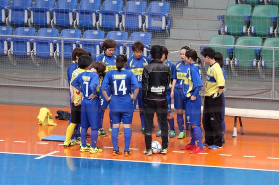 日本一を目指す!女子フットサルチームUNIAO(ユニアオ)が日本リーグ参戦!日本一を目指す!女子フットサルチームUNIAO(ユニアオ)が日本リーグ参戦!