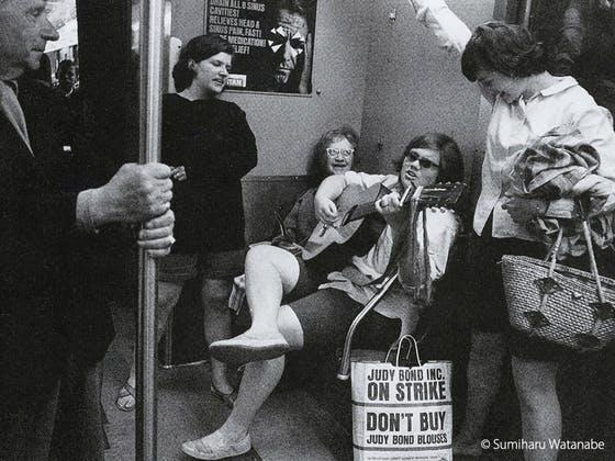 1960年代の「ニューヨークの写真」を後世に残したい