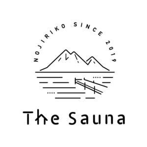 Medium the sauna rogo 02のコピー